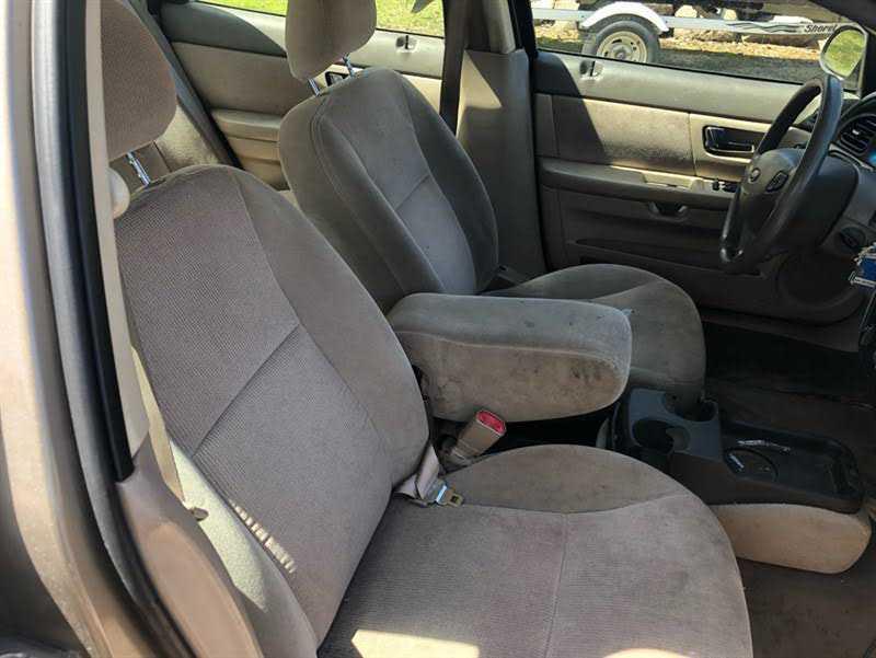 used Ford Taurus 2002 vin: 1FAFP53U12G148112