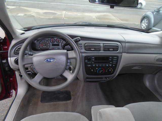used Ford Taurus 2004 vin: 1FAFP55234G161944