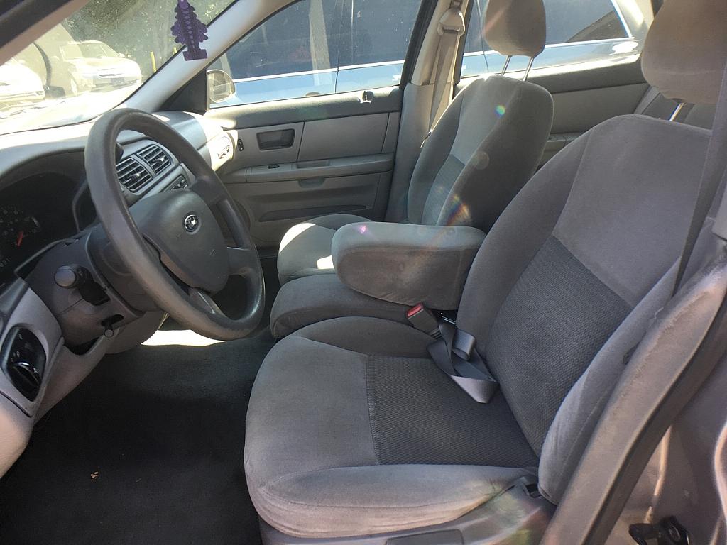 used Ford Taurus 2006 vin: 1FAFP53U36A261844