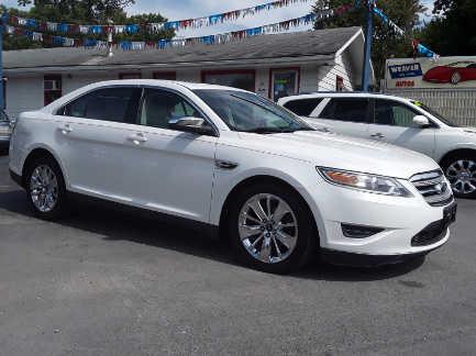Ford Taurus 2010 $11995.00 incacar.com