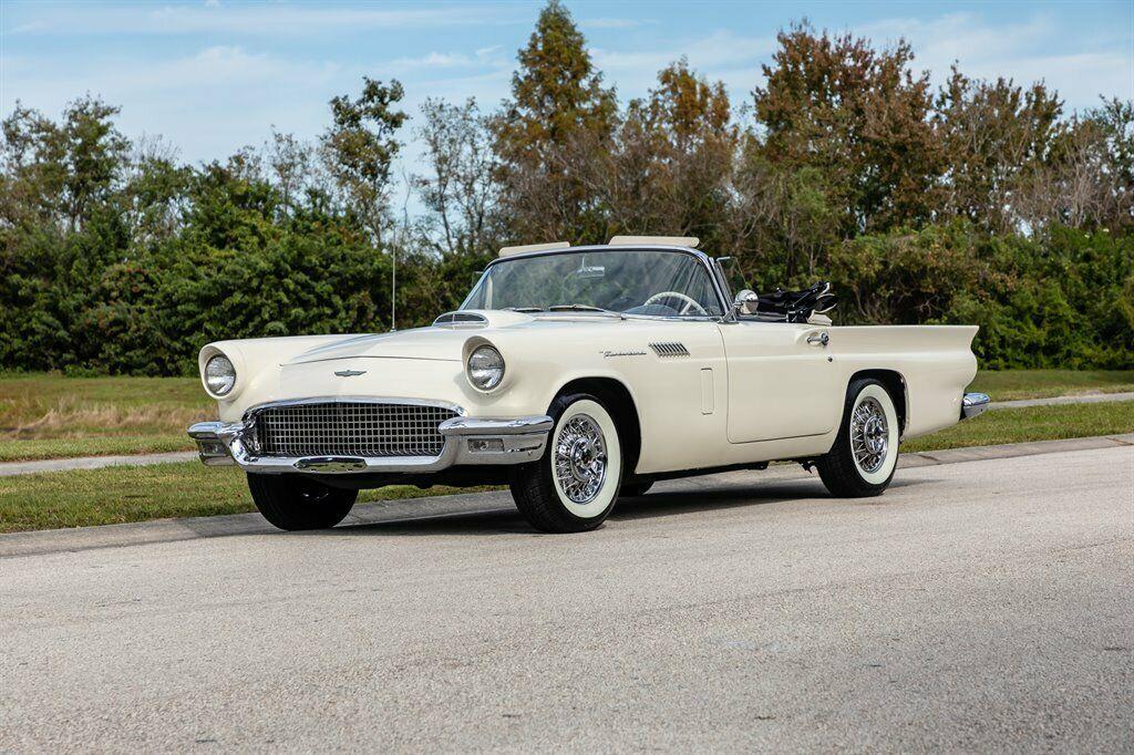 Ford Thunderbird 1957 $39000.00 incacar.com