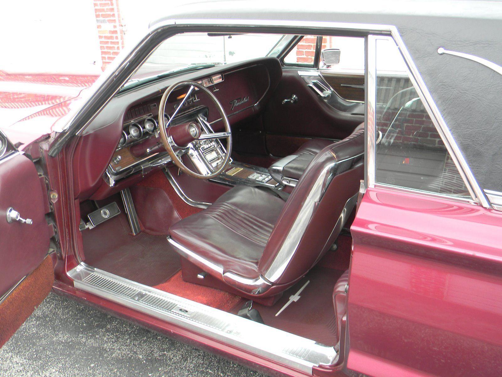 Ford Thunderbird 1965 $14000.00 incacar.com