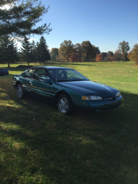 used Ford Thunderbird 1996 vin: 1FALP62W2TH110783