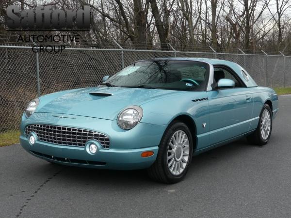 Ford Thunderbird 2002 $20900.00 incacar.com