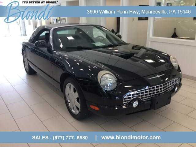 Ford Thunderbird 2002 $18997.00 incacar.com