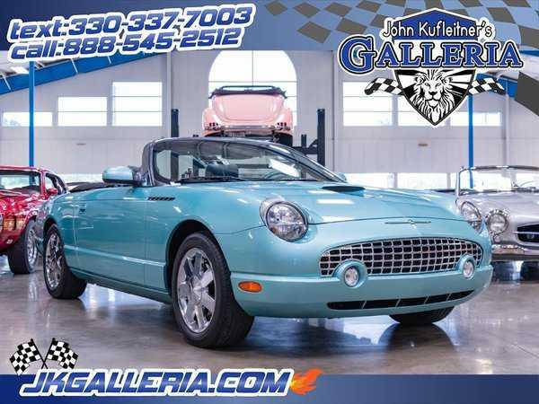 Ford Thunderbird 2002 $25800.00 incacar.com
