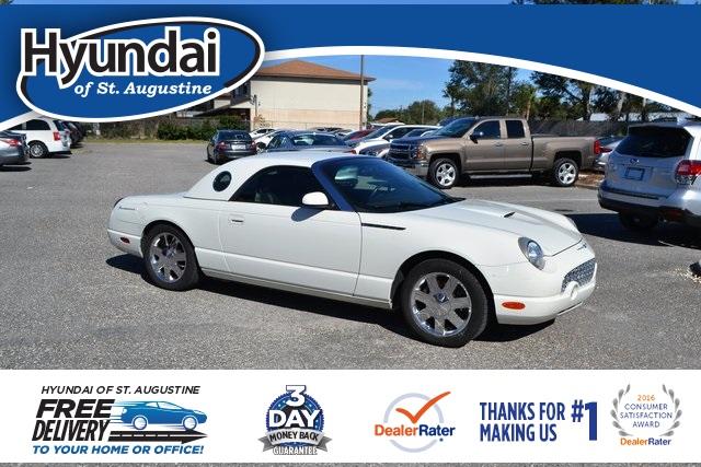 Ford Thunderbird 2002 $13944.00 incacar.com