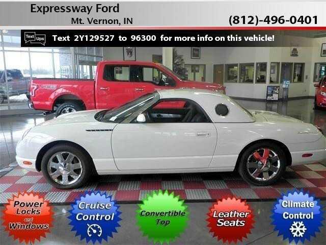 Ford Thunderbird 2002 $27990.00 incacar.com