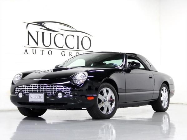 Ford Thunderbird 2002 $18900.00 incacar.com