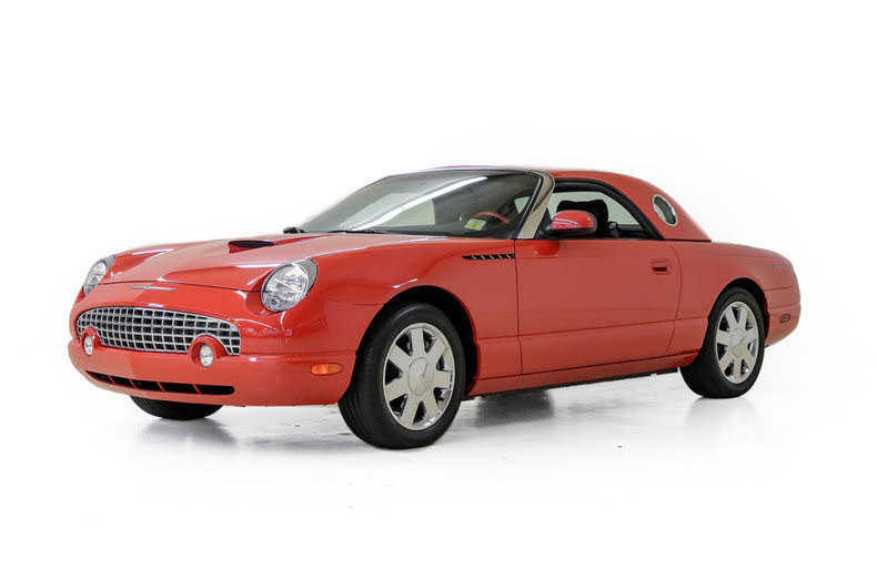 Ford Thunderbird 2002 $32995.00 incacar.com