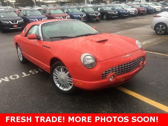 Ford Thunderbird 2002 $18697.00 incacar.com