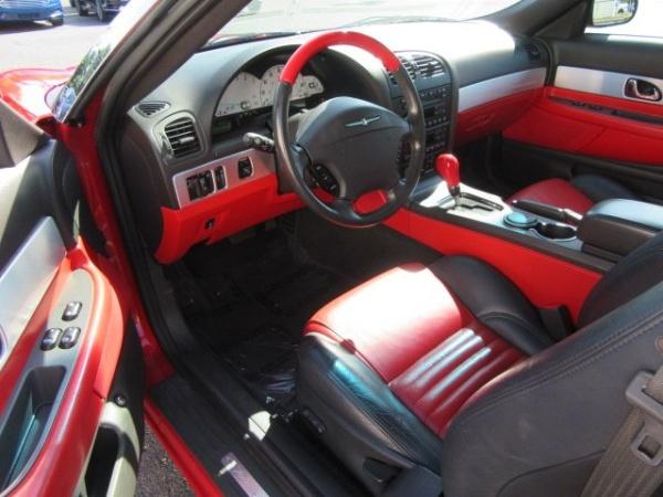 Ford Thunderbird 2002 $17588.00 incacar.com