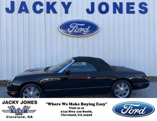 Ford Thunderbird 2002 $16976.00 incacar.com