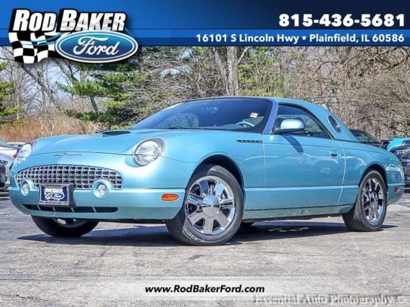 Ford Thunderbird 2002 $24995.00 incacar.com