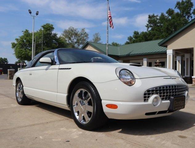 Ford Thunderbird 2002 $15900.00 incacar.com