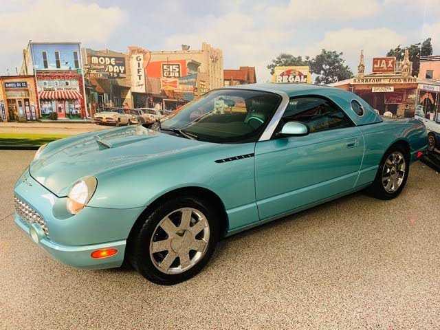 Ford Thunderbird 2002 $12976.00 incacar.com