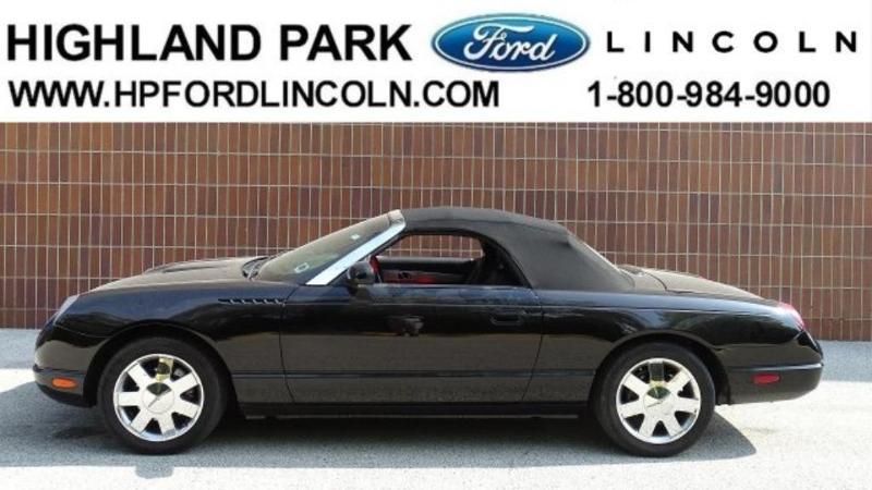 Ford Thunderbird 2002 $19995.00 incacar.com