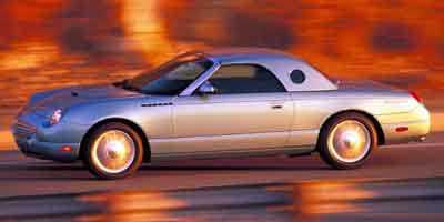 Ford Thunderbird 2002 $9777.00 incacar.com