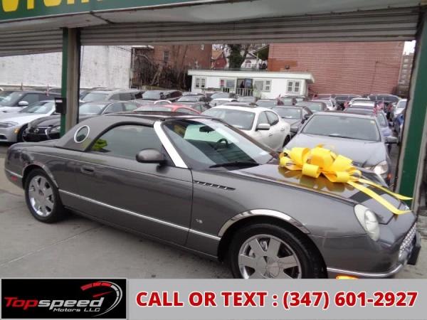Ford Thunderbird 2003 $12450.00 incacar.com