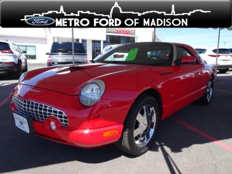 Ford Thunderbird 2003 $14993.00 incacar.com
