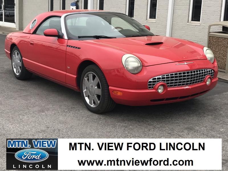 Ford Thunderbird 2003 $10500.00 incacar.com