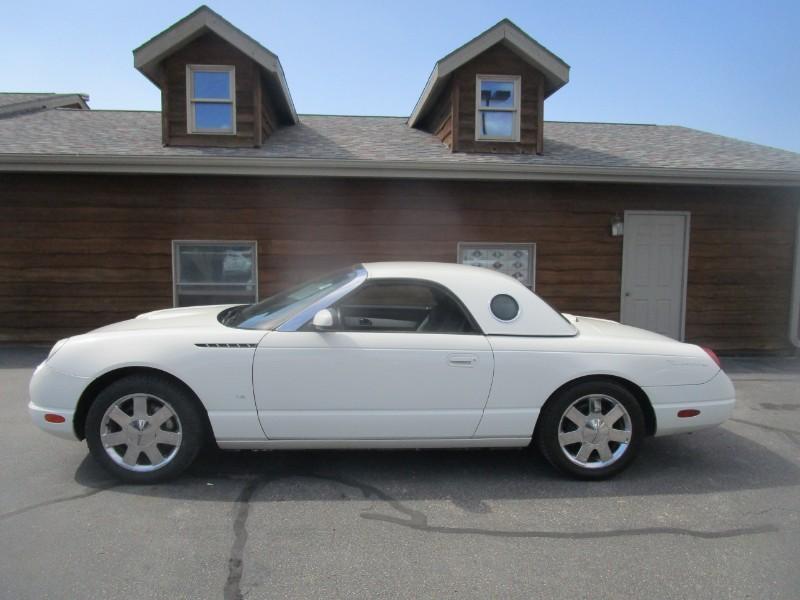 Ford Thunderbird 2003 $11995.00 incacar.com