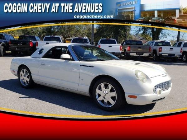 Ford Thunderbird 2003 $13884.00 incacar.com