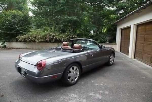 Ford Thunderbird 2003 $13981.00 incacar.com