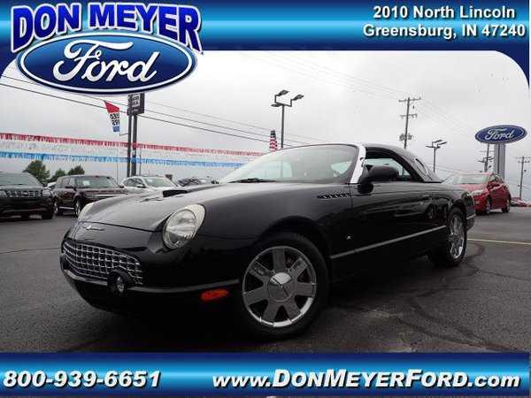 Ford Thunderbird 2003 $21988.00 incacar.com