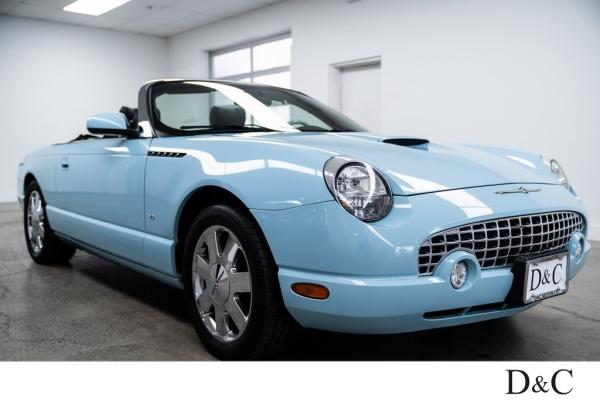 Ford Thunderbird 2003 $15995.00 incacar.com
