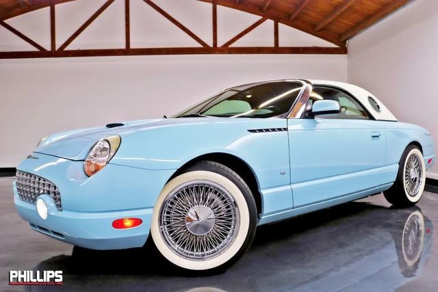 Ford Thunderbird 2003 $27980.00 incacar.com