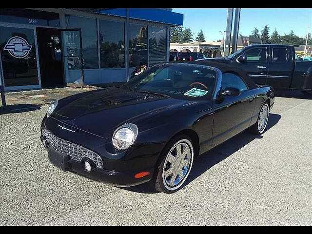 Ford Thunderbird 2003 $15900.00 incacar.com