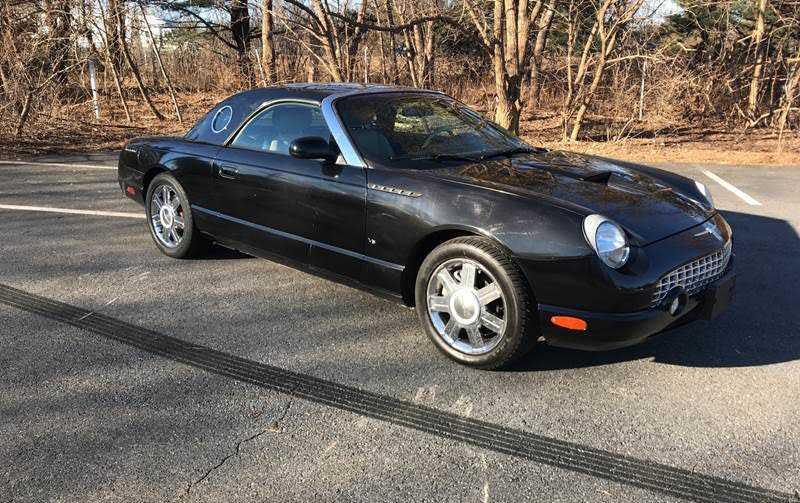 Ford Thunderbird 2004 $14995.00 incacar.com