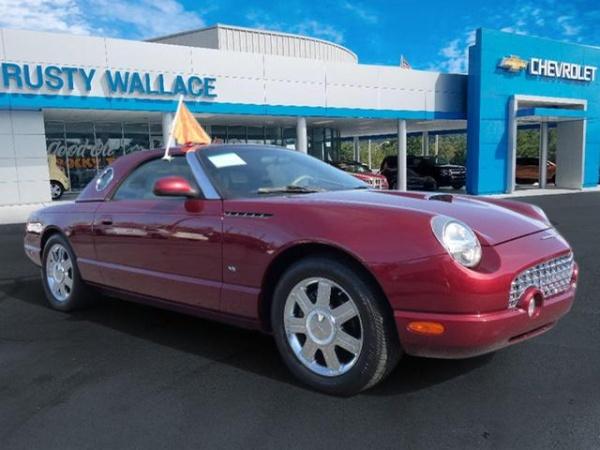 Ford Thunderbird 2004 $19991.00 incacar.com
