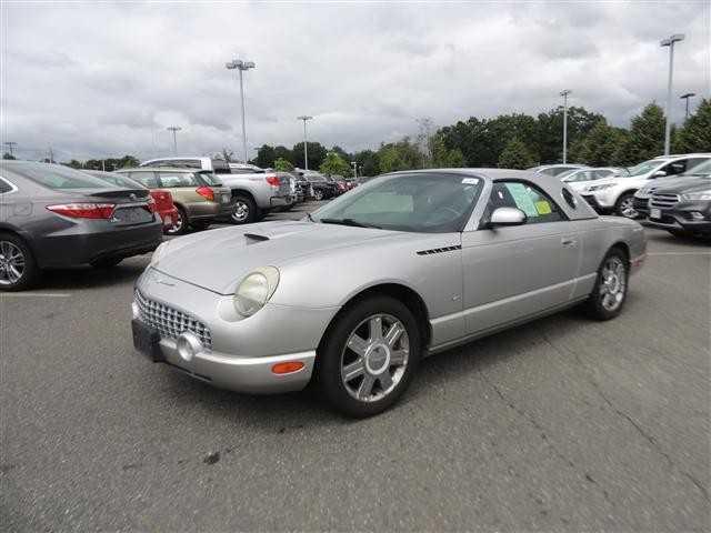 Ford Thunderbird 2004 $10995.00 incacar.com