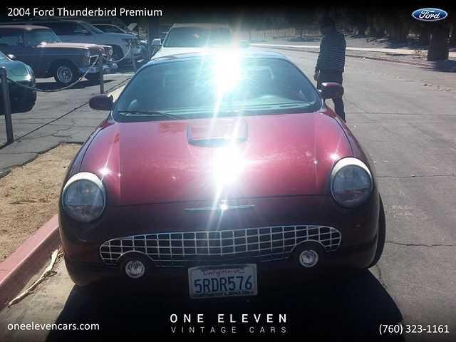 Ford Thunderbird 2004 $19900.00 incacar.com