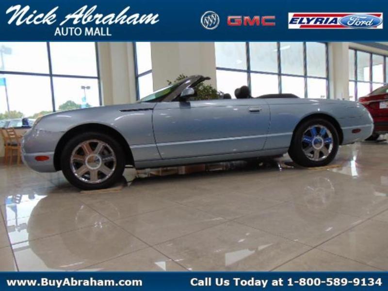Ford Thunderbird 2004 $18936.00 incacar.com