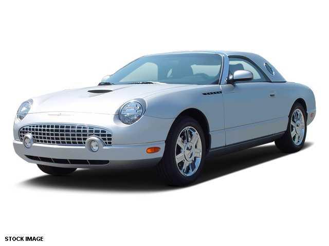 Ford Thunderbird 2005 $39999.00 incacar.com