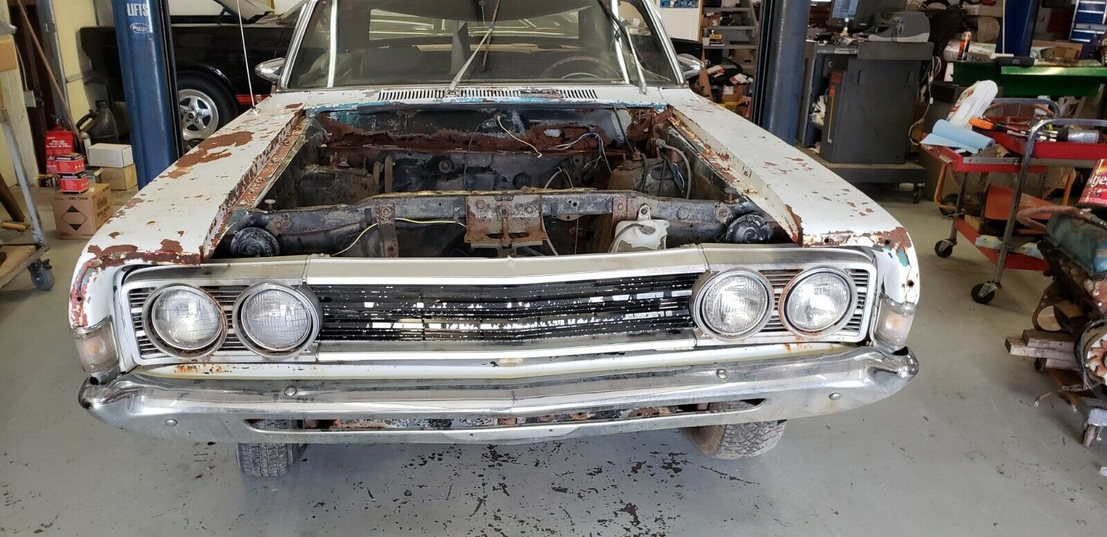 Ford Torino 1969 $7500.00 incacar.com