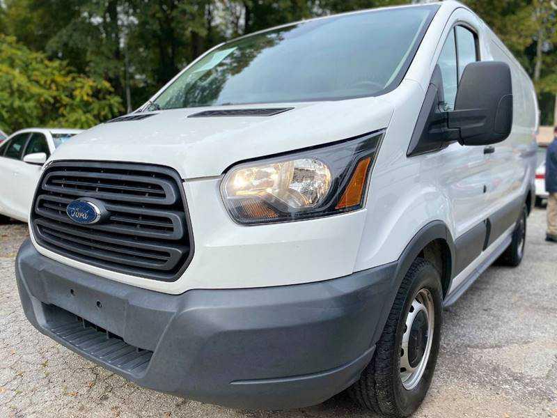 used Ford Transit 2016 vin: 1FTYE1YM5GKA32734