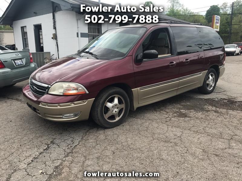 Ford Windstar 1999 $3495.00 incacar.com