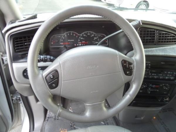 2000 Ford Windstar  3699 00 For Sale In Escondido  Ca