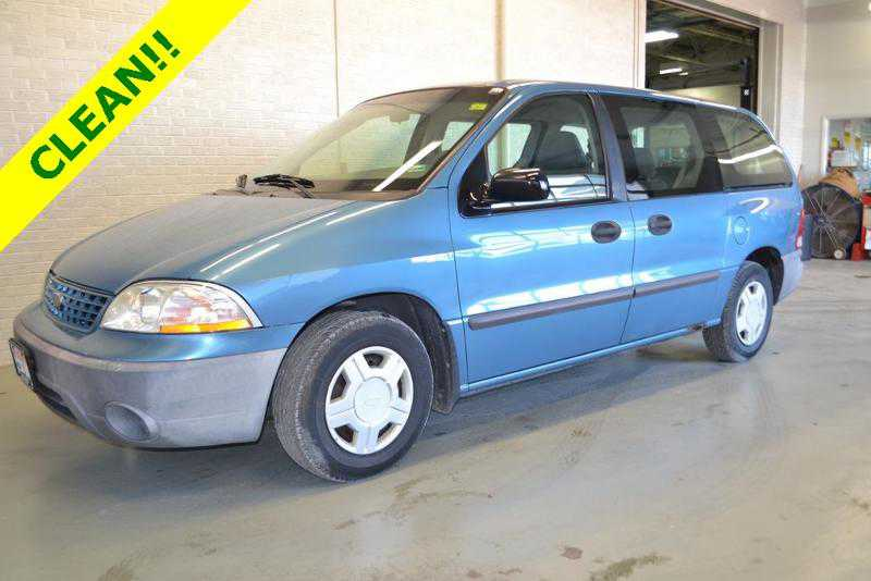 Ford Windstar 2001 $3990.00 incacar.com