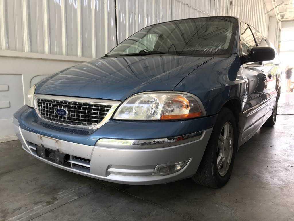 Ford Windstar 2001 $1595.00 incacar.com