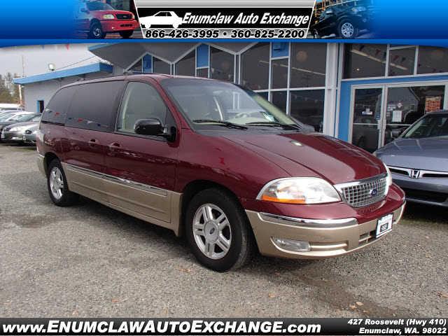 Ford Windstar 2001 $3999.00 incacar.com