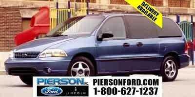 Ford Windstar 2002 $1500.00 incacar.com