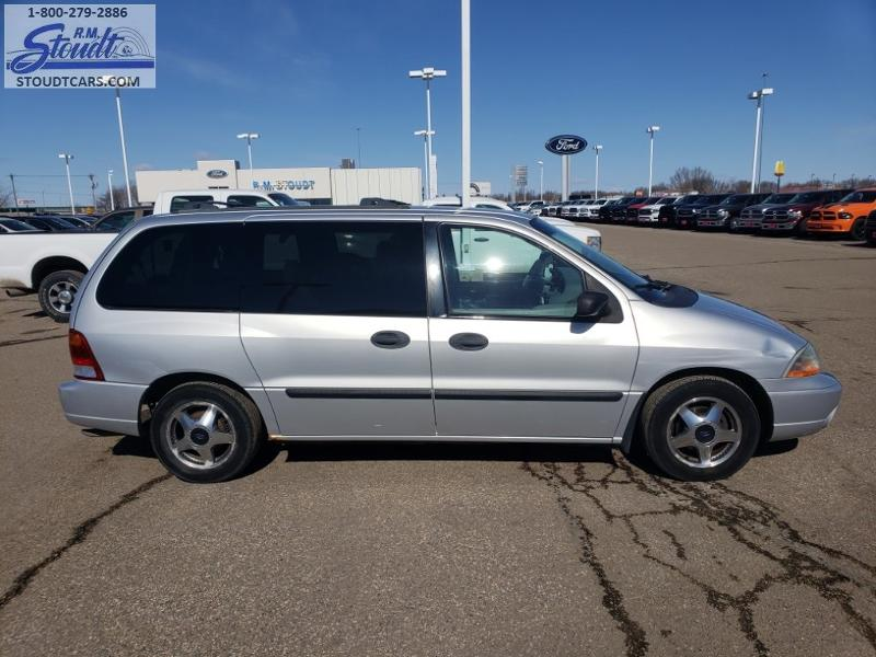Ford Windstar 2002 $3999.00 incacar.com