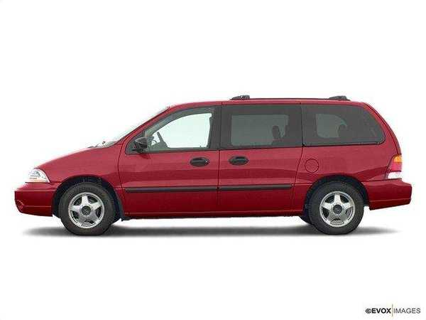 Ford Windstar 2003 $495.00 incacar.com