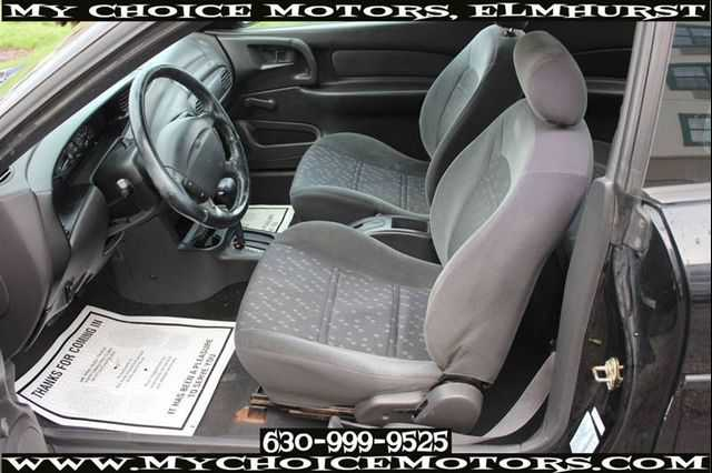 used Ford ZX2 2003 vin: 3FAFP11333R165233