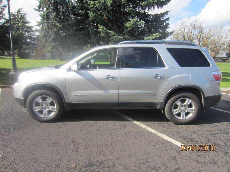 GMC Acadia 2008 $7845.00 incacar.com